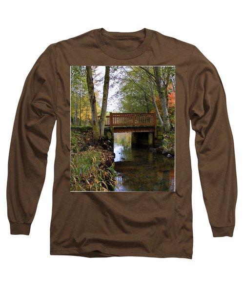 Foot Bridge Long Sleeve T-Shirt