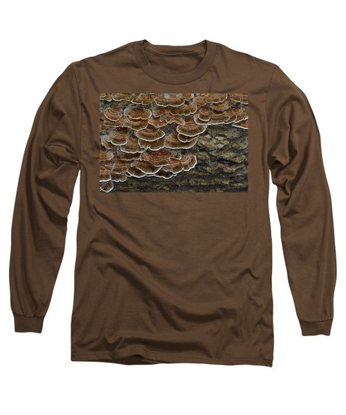 Forest Floor Number 3 Long Sleeve T-Shirt