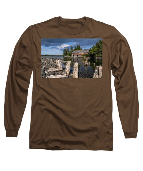 Forgotten Downeast Smokehouse Long Sleeve T-Shirt