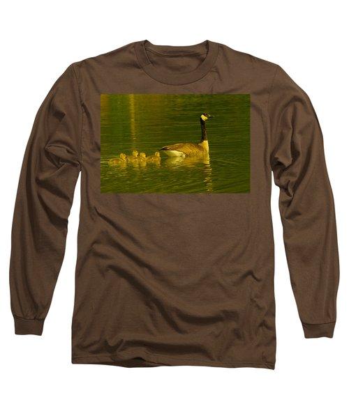 Four Little Miracles Long Sleeve T-Shirt