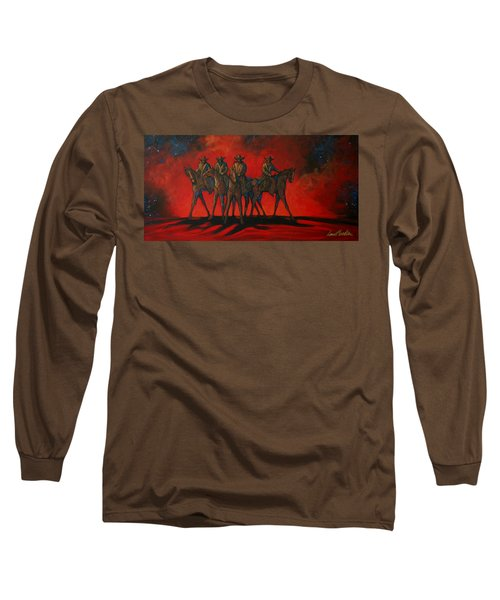 Four On The Hill Long Sleeve T-Shirt