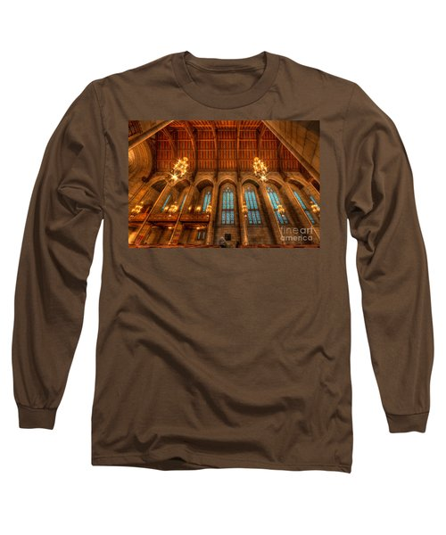 Fourth Presbyterian Church Chicago Long Sleeve T-Shirt