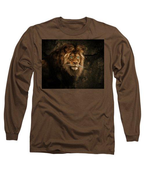 Fractallion Long Sleeve T-Shirt