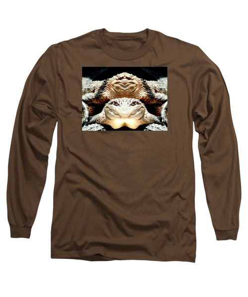Love Them Freaky Florida Gators Long Sleeve T-Shirt