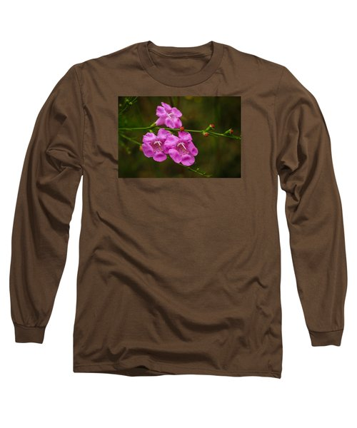 Free Long Sleeve T-Shirt by Julie Andel