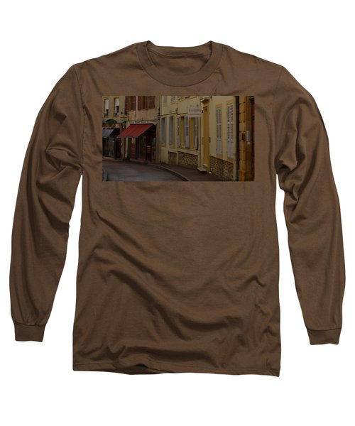 French Laneway Long Sleeve T-Shirt