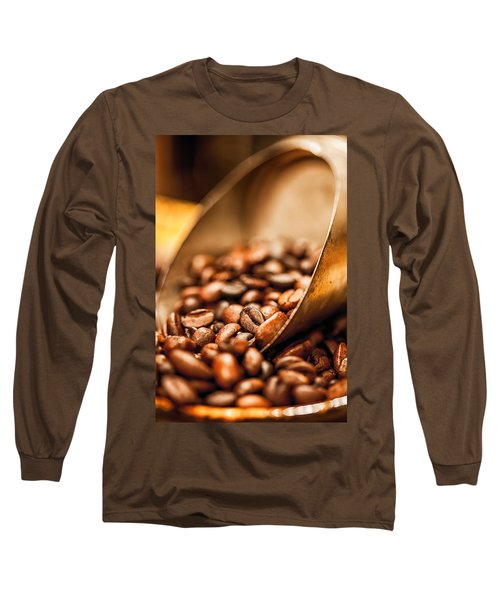 Fresh Coffee Long Sleeve T-Shirt