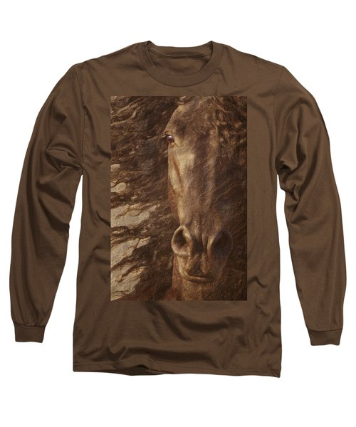 Friesian Spirit Long Sleeve T-Shirt