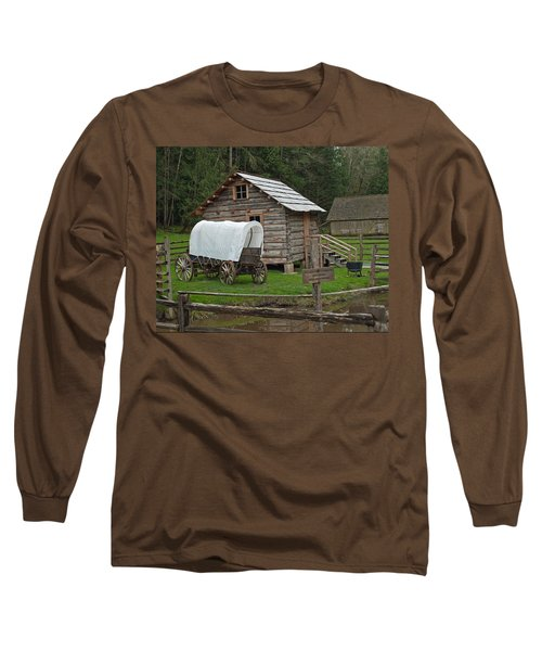Frontier Life Long Sleeve T-Shirt