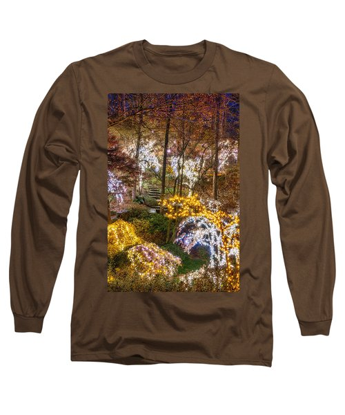 Golden Valley - Full Height Long Sleeve T-Shirt