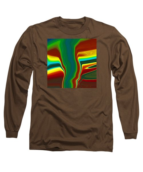 Funnel Cloud  C2014 Long Sleeve T-Shirt by Paul Ashby
