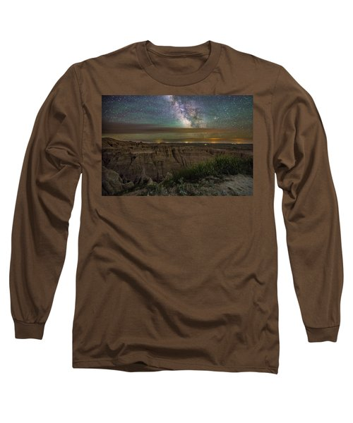 Galactic Pinnacles Long Sleeve T-Shirt