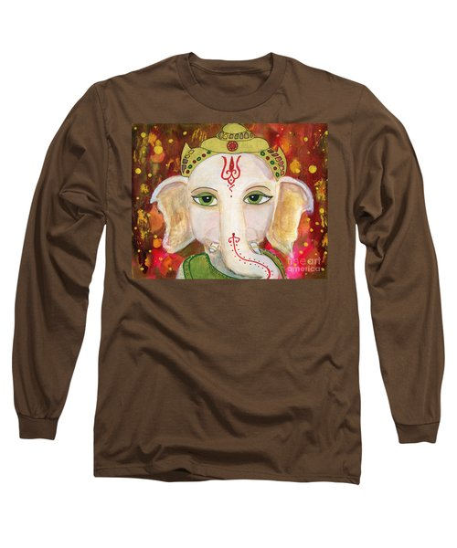 Ganesh Long Sleeve T-Shirt
