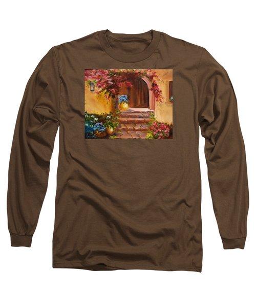 Garden Of Serenity Long Sleeve T-Shirt