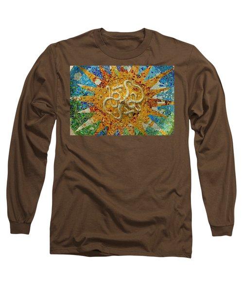 Gaudi Art Long Sleeve T-Shirt