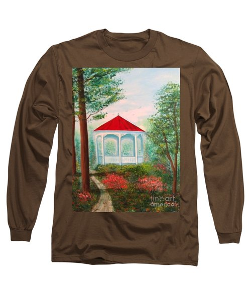 Gazebo Dream Long Sleeve T-Shirt