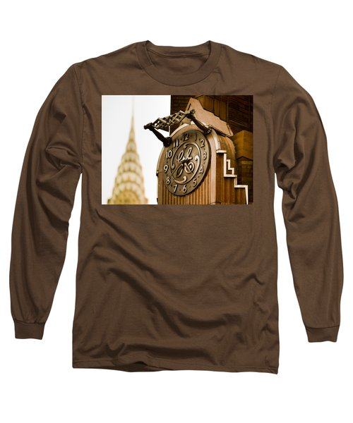 General Electric Building 2 Long Sleeve T-Shirt