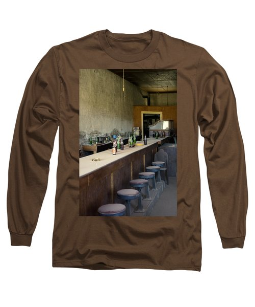 Ghost Town Saloon Long Sleeve T-Shirt