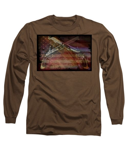 Gimme Back My Bullets Long Sleeve T-Shirt
