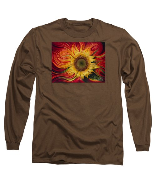 Girasol Dinamico Long Sleeve T-Shirt