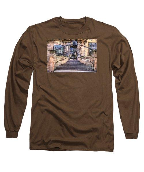 Glasgow School Of Art Long Sleeve T-Shirt