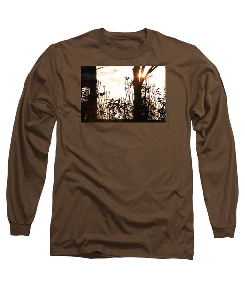 Glowing Landscape Long Sleeve T-Shirt