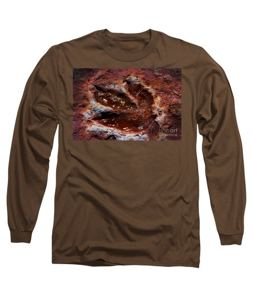 Godzilla Was Here In  Arizona Long Sleeve T-Shirt