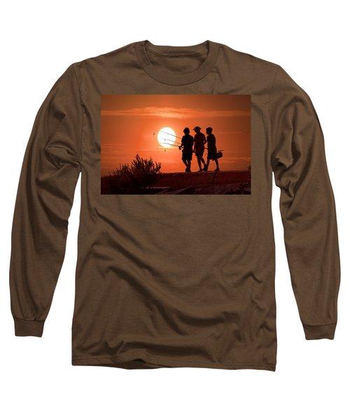 Going Fishing Long Sleeve T-Shirt