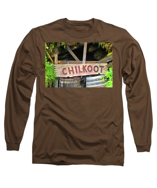 Gold Mine Long Sleeve T-Shirt