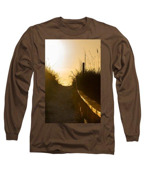 Golden Beach Access Long Sleeve T-Shirt