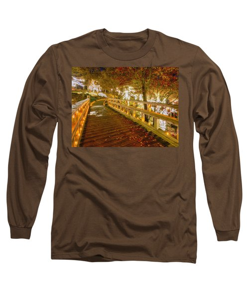 Golden Bridge Long Sleeve T-Shirt