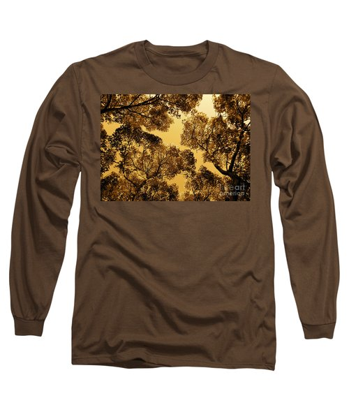 Golden Camphor Long Sleeve T-Shirt