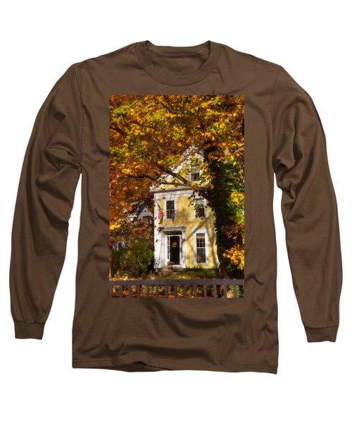 Golden Colonial Long Sleeve T-Shirt