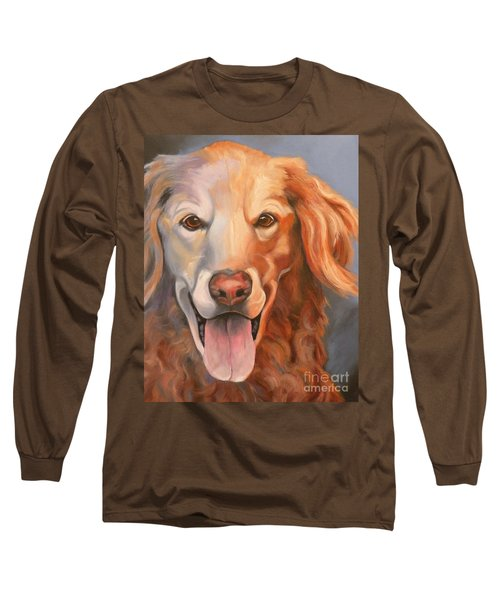 Golden Retriever Till There Was You Long Sleeve T-Shirt