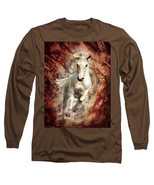 Golden Thunder Long Sleeve T-Shirt