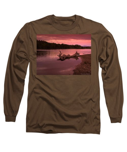 Good Morning Sacramento River Long Sleeve T-Shirt
