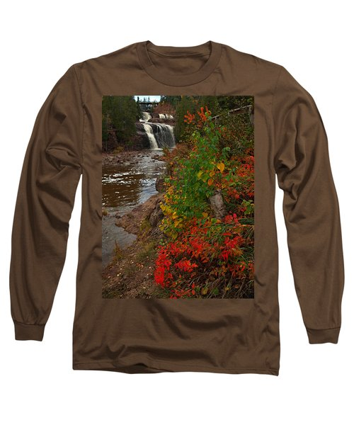 Gooseberry Foilage Long Sleeve T-Shirt