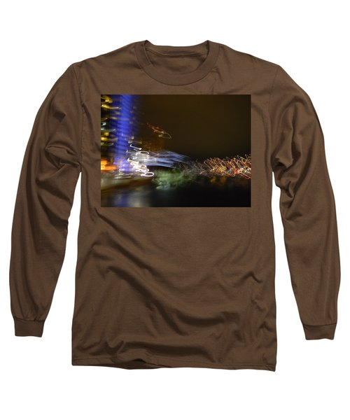 G.r. Grand River Dazzling Lights Long Sleeve T-Shirt