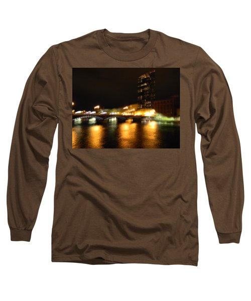 G.r. Grand River Glow Long Sleeve T-Shirt
