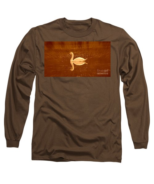 Grace Long Sleeve T-Shirt by Kenneth Clarke