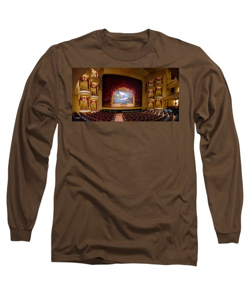 Grand 1894 Opera House - Orchestra Seating Long Sleeve T-Shirt