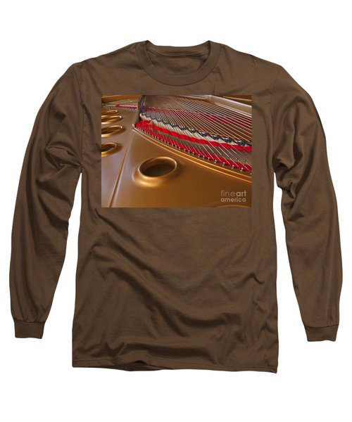Grand Piano Long Sleeve T-Shirt