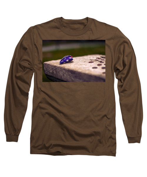 Gravesite Of Paul Revere Long Sleeve T-Shirt