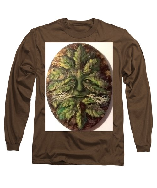 Greenman Long Sleeve T-Shirt