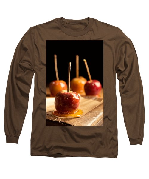 Group Of Toffee Apples Long Sleeve T-Shirt