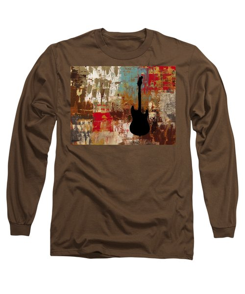 Guitar Solo Long Sleeve T-Shirt
