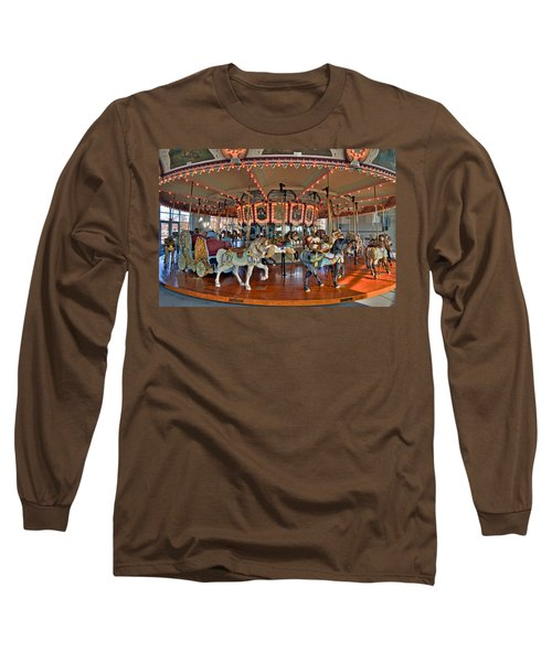 Hampton Carousel 2 Long Sleeve T-Shirt