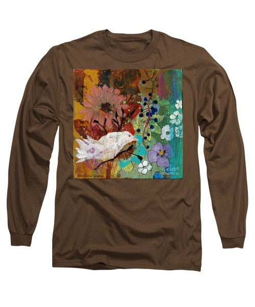 Happiness Long Sleeve T-Shirt by Robin Maria Pedrero