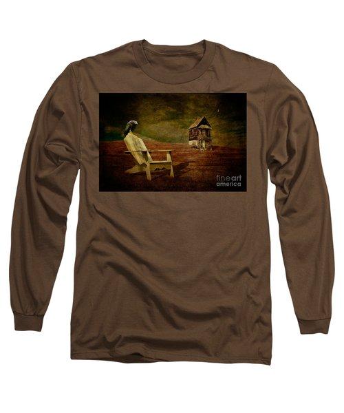 Hard Times Long Sleeve T-Shirt
