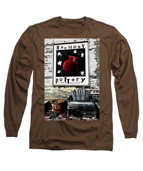Harmony Pottery Long Sleeve T-Shirt